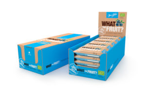 What The Fruit, mustika 35g BIO