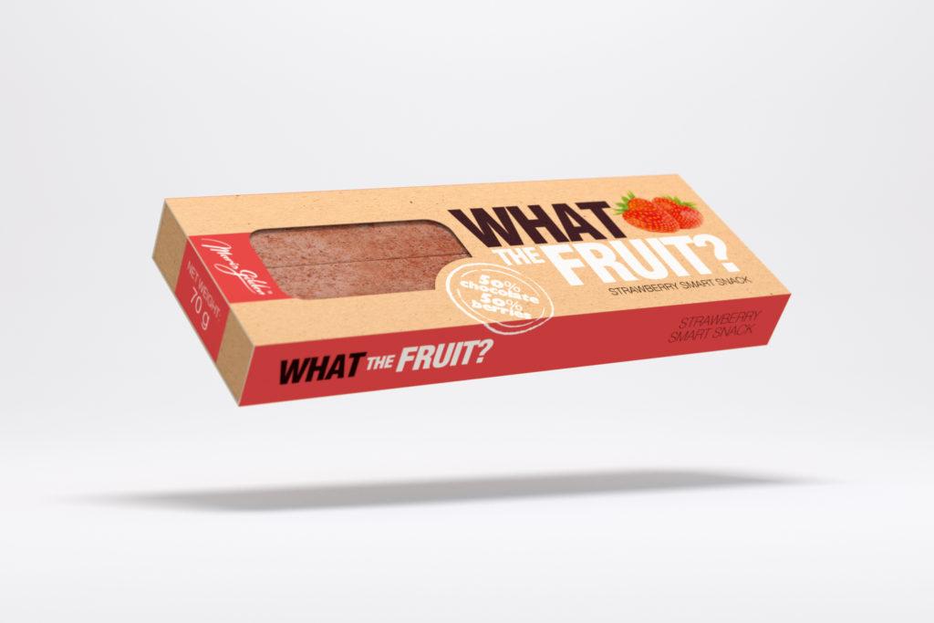 What The Fruit, maasika 70g BIO