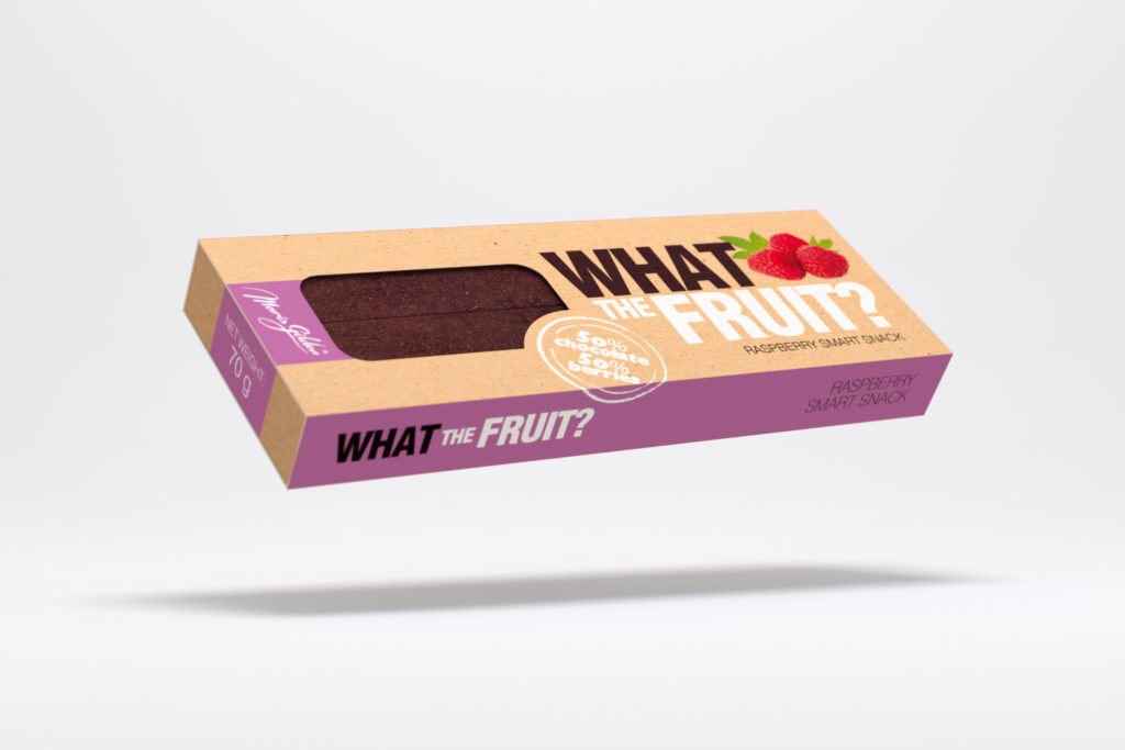 What The Fruit, vaarika 70g BIO